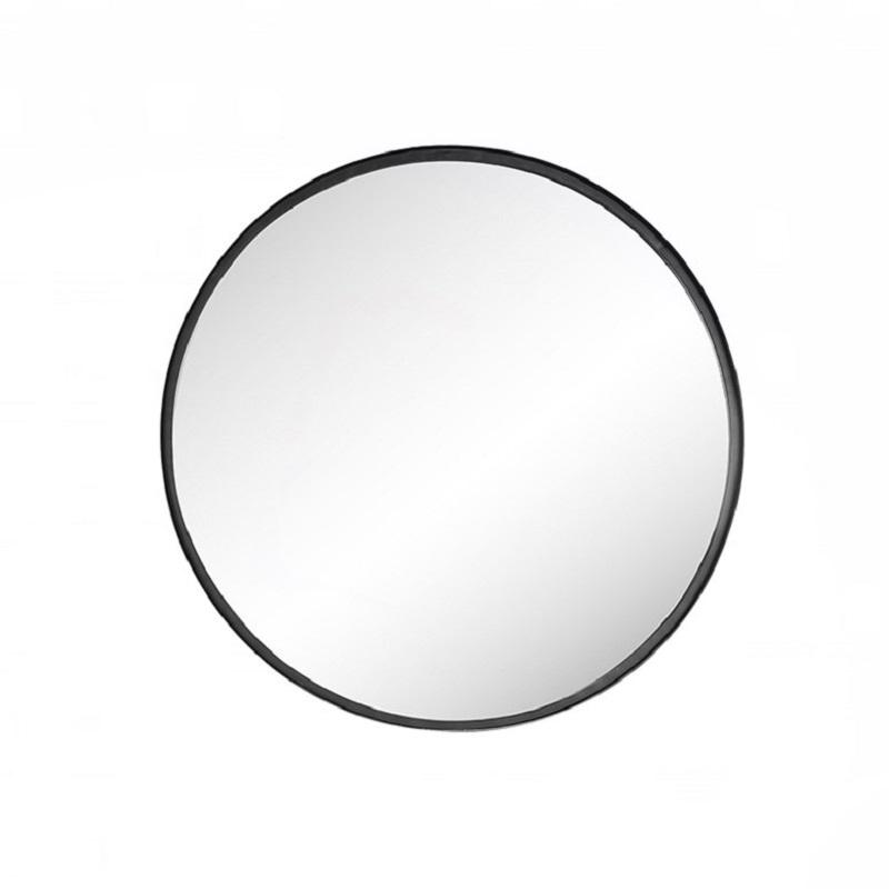 Round Metal Frame MDF Mirror 38316