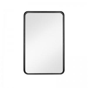 Antique Designer Full Length Mirror Rectangle Metal Framed Decorative Wall Mirrors 38317