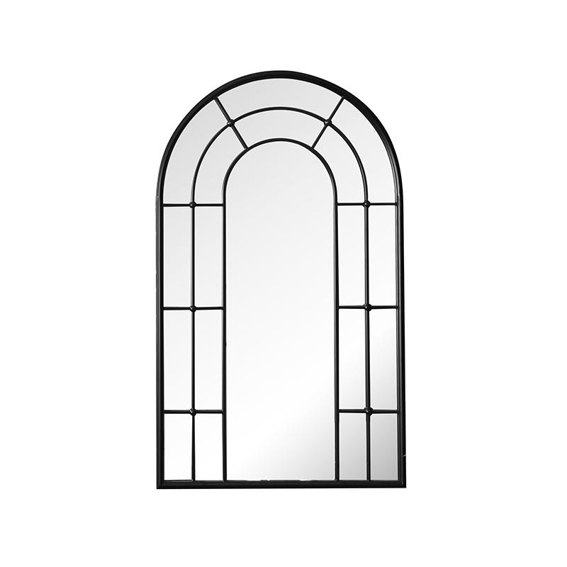 Wrought Iron Frame Mirror 39555