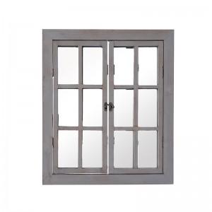 Wholesale Decorative Wood Decor Wall Mirrors 35764