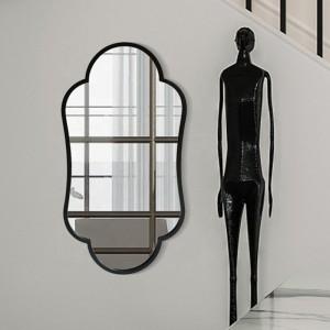 Modern New Black Wall Mirrors Home Decor Metal Wall Decor 36480