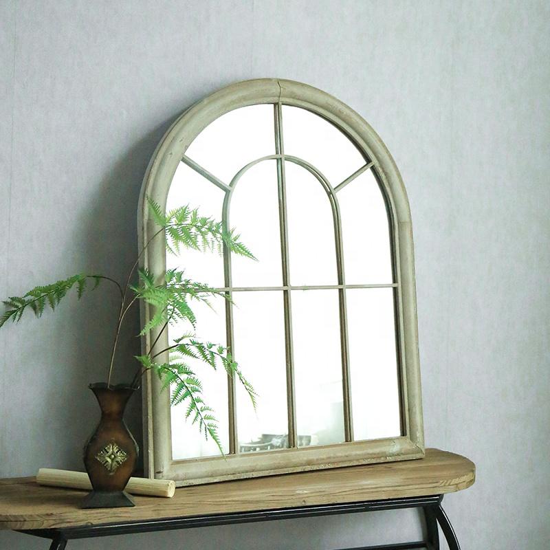 Decorative Wall Mirror jardín con espejos